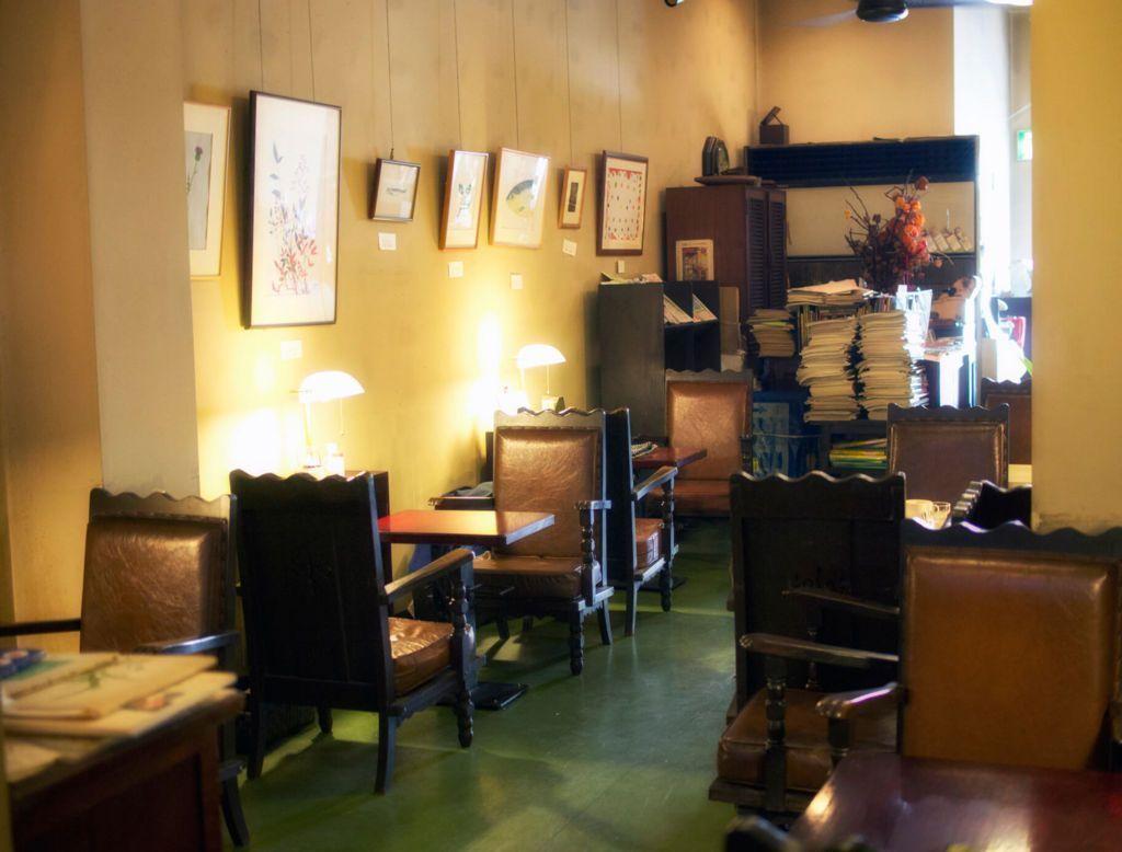 広島市中区・喫茶中村屋