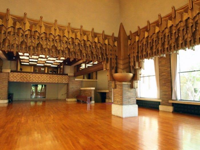 甲子園会館西ホール装飾