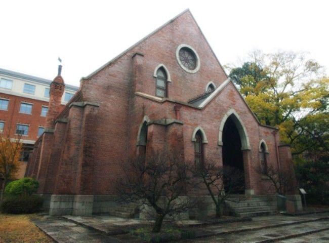 同志社礼拝堂外観