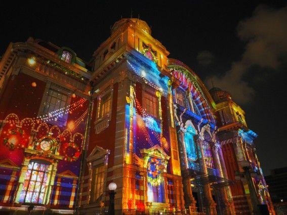 大阪市中央公会堂・ウォールタペストリー2
