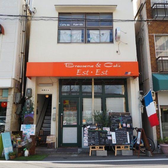神戸のカフェアゲンダ・外観