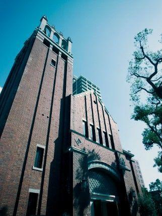 神戸栄光教会_外観