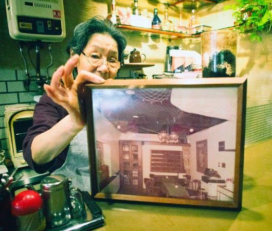 神戸・ミニルーム_昔の写真