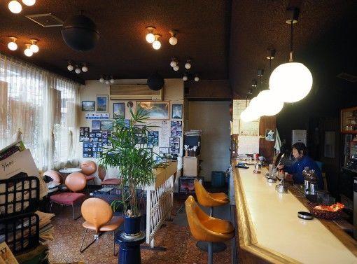 日東紅茶ティーパーラー・内装2