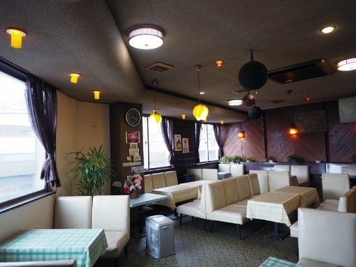 日東紅茶ティーパーラー・2階1