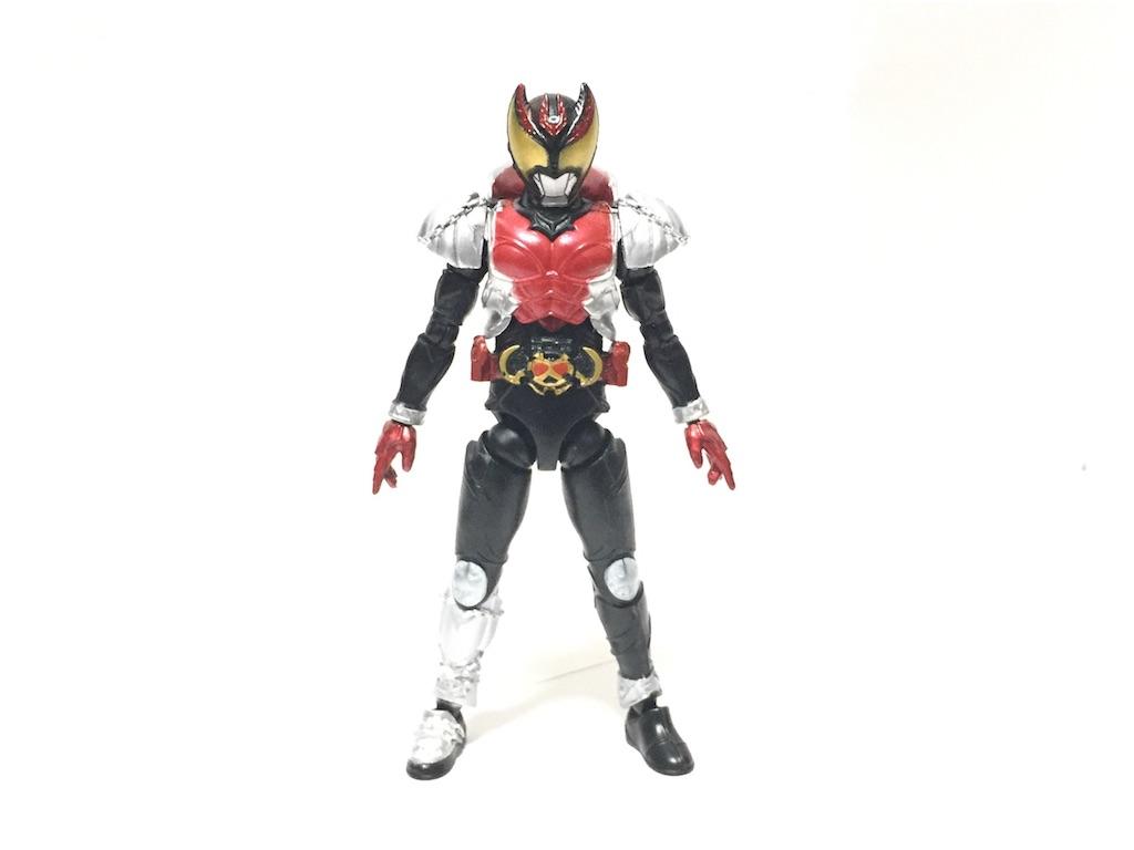 仮面ライダーキバ Shodo仮面ライダーvs9 今更ながらおもちゃ紹介