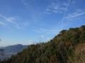 火山ー丸山ー大茶臼山