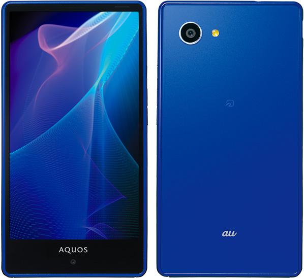 AQUOS SHV33 mini