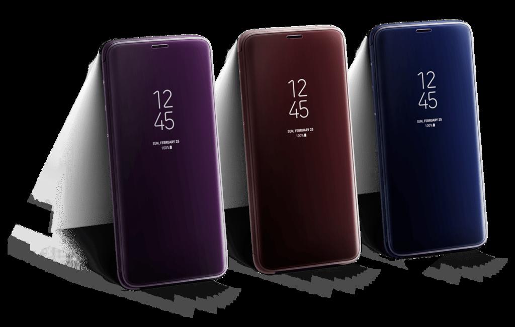 Galaxy S9+ カラーバリエーション