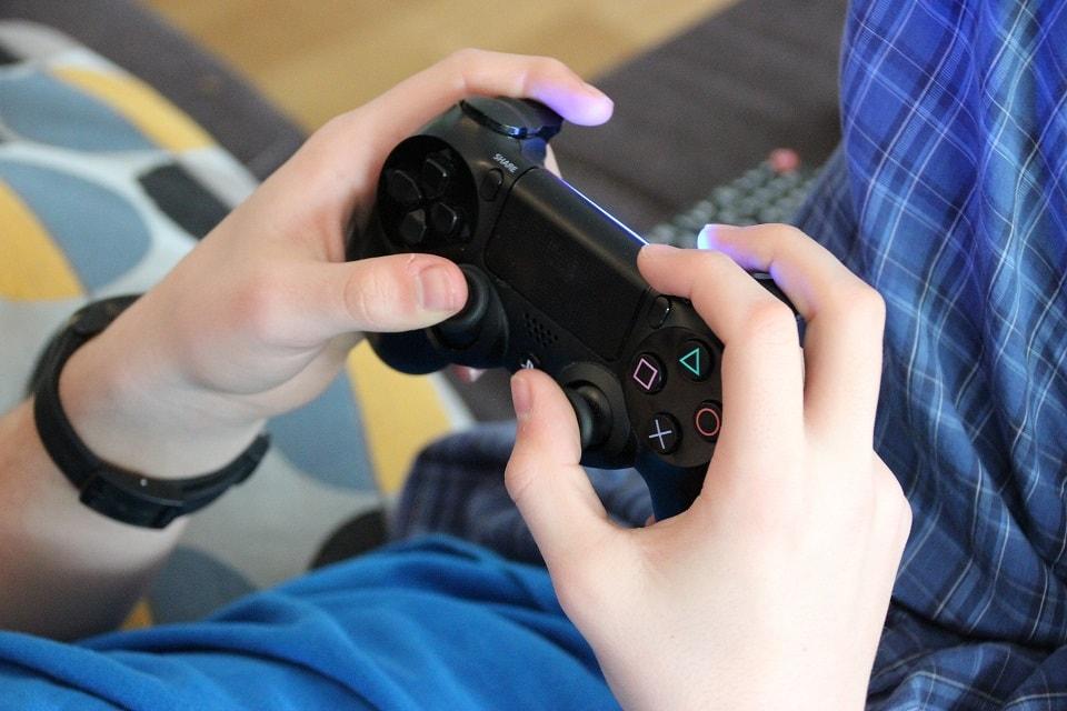 PS3 コントローラー