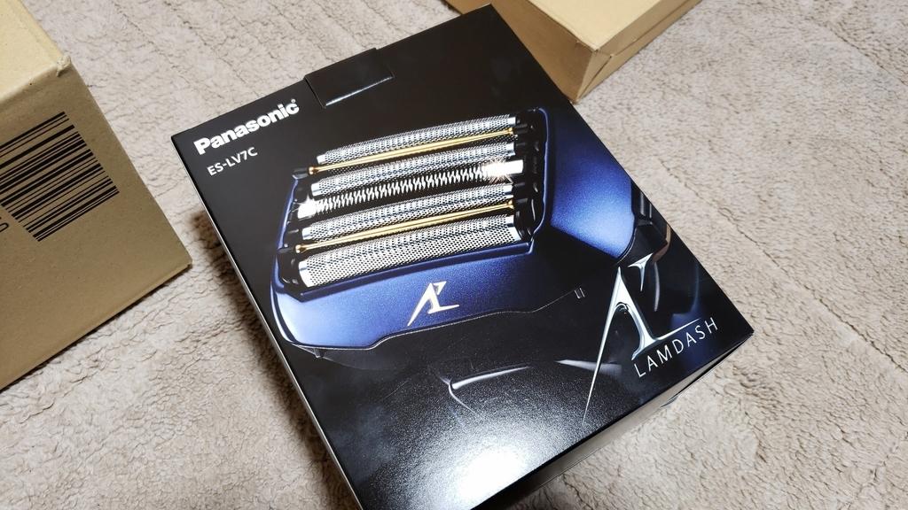 電子シェーバー Panasonic