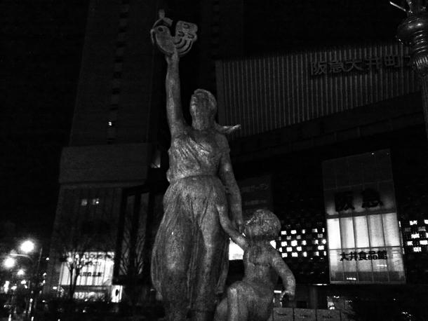 平和の誓い像