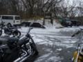 北温泉最寄の駐車場
