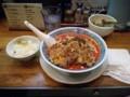 [担々麺]屋希須林 担々麺屋 赤坂店 排骨担々麺