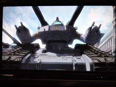 ガンタンクRTX65
