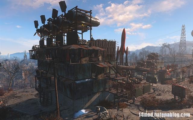 レッドロケット砦