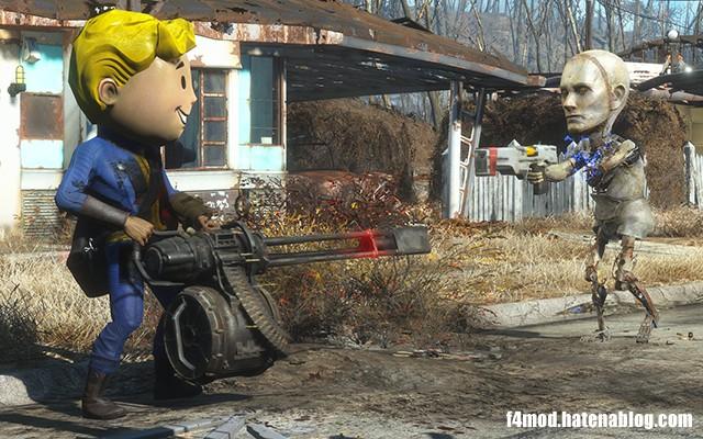 Fallout箱庭DIY