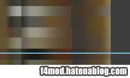 カラーパレットのIndex0.82を塗りつぶし