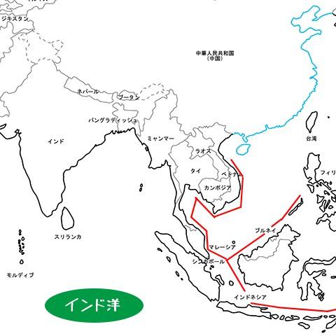 中国のインド洋侵攻作戦
