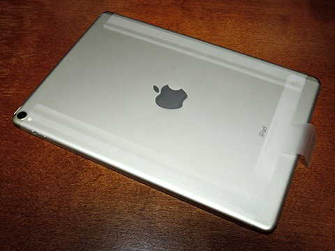 iPadPro裏