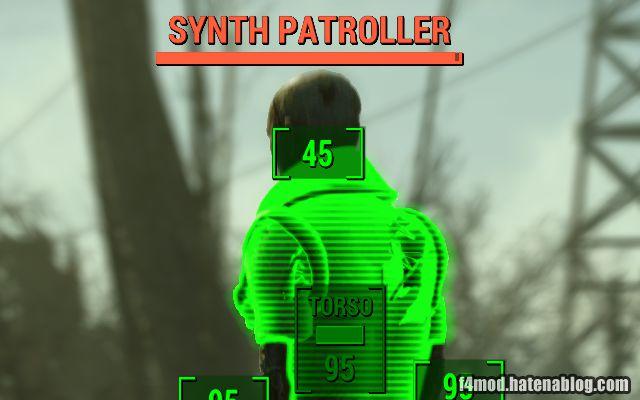 10mmオートがほぼ効かないSynth