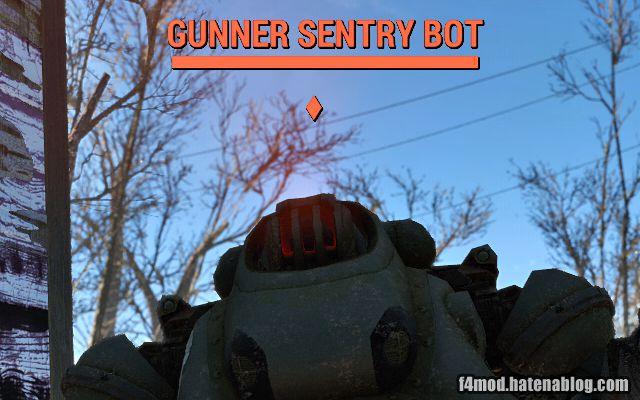 .50を弾くSentrybot