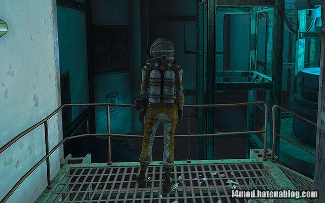 Hazmat-SuitでMassFusionReactor突入