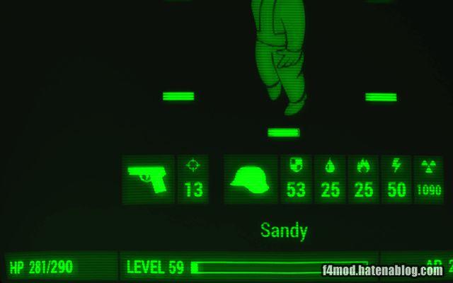 Hazmat-Suitでの放射線ダメージ