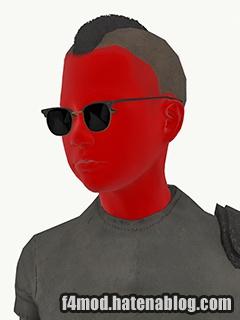 赤いガンナー