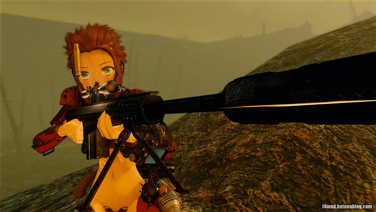 M82対物ライフル
