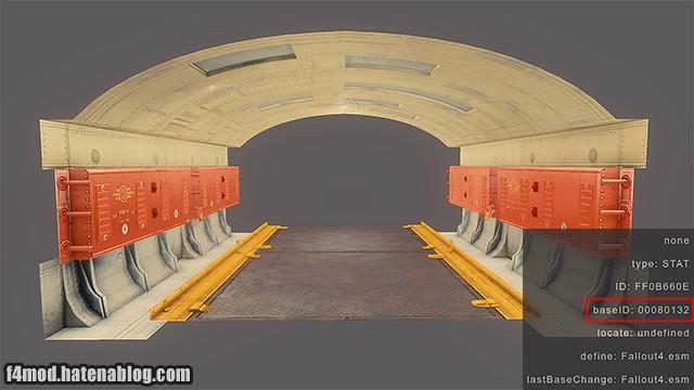 Vault構造オブジェクト