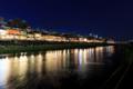 京都新聞写真コンテスト 京の色めく夏の夜