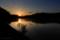 京都新聞写真コンテスト 秋の夕暮れ@広沢池