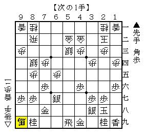 次の1手-初級-第1問-問題図