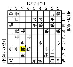 次の1手-初級-第1問-解答図