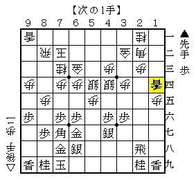 次の1手-初級-第3問-問題図