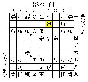 次の1手-初級-第4問-問題図