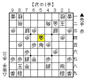 次の1手-中級-第2問-問題図