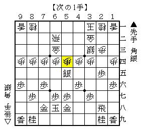 次の1手-中級-第3問-問題図