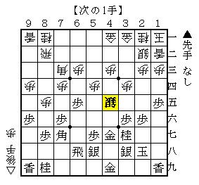 次の1手-中級-第6問-問題図