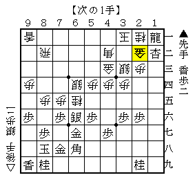 次の1手-中級-第7問-問題図