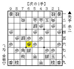 次の1手-中級-第8問-問題図