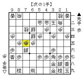 次の1手-中級-第10問-問題図