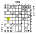 棒銀の基本の受け-3図