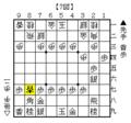 棒銀の基本の受け-7図