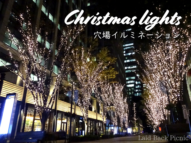 Otemachi Nakadori Christmas Light