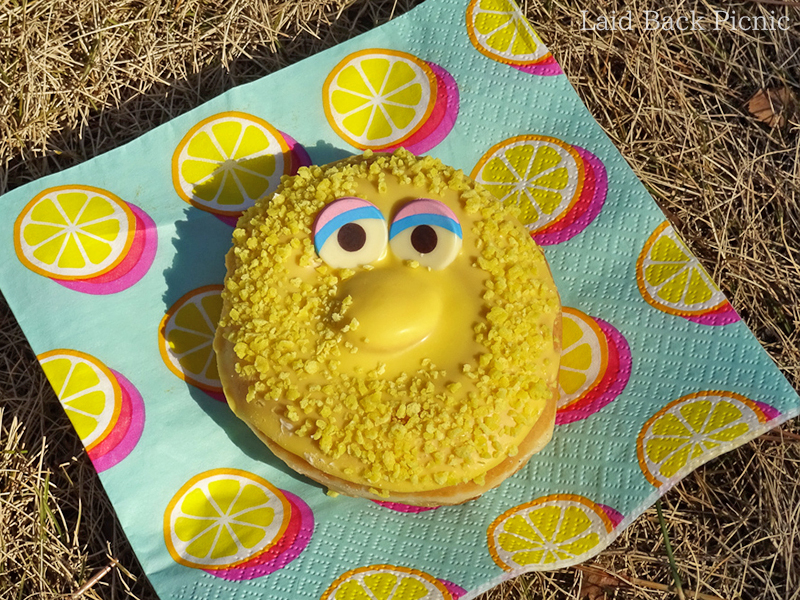 BIG BIRD Pudding Donut