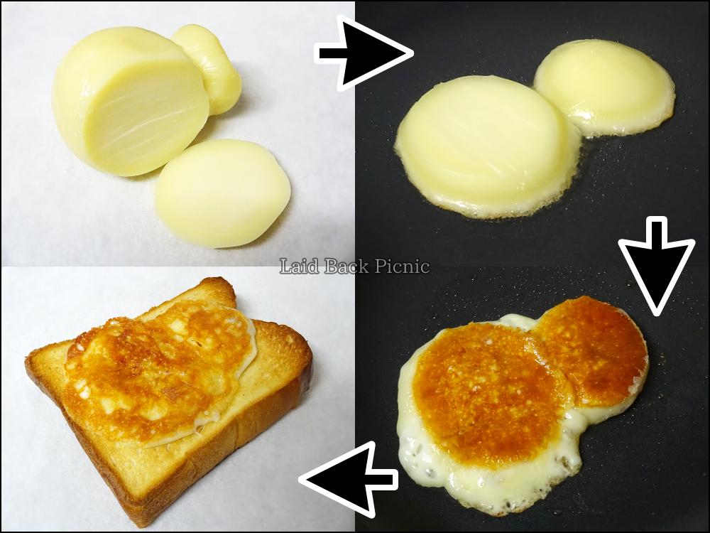 チーズの焼き目が美味しそう