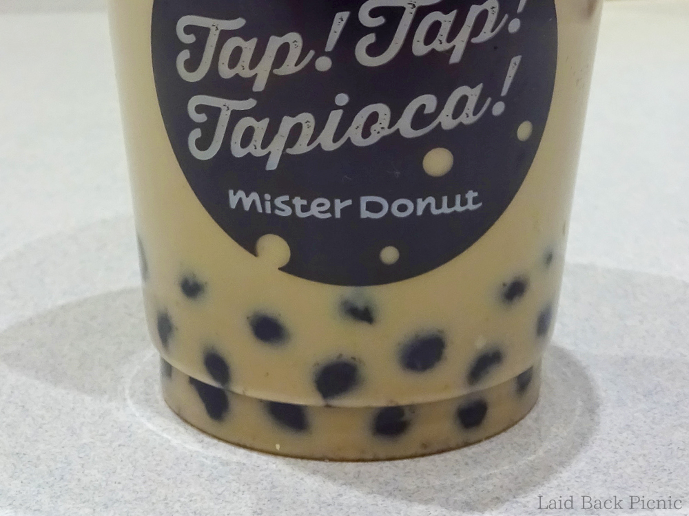 Tapioca is plenty