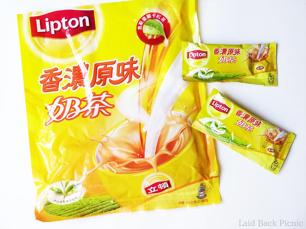 黄色いパッケージ